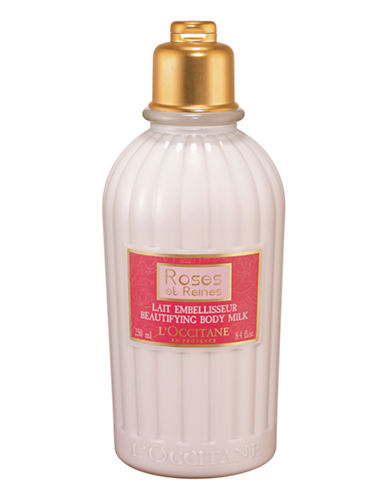 L Occitane Rose Body Milk-NO COLOUR-250 ml
