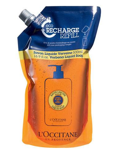 L Occitane Verbena Liquid Soap-NO COLOUR-500 ml