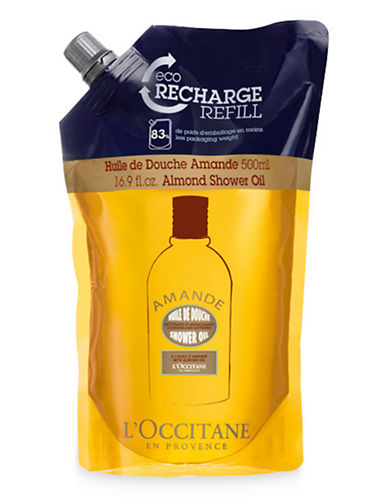 L Occitane Almond Shower Oil-NO COLOUR-500 ml
