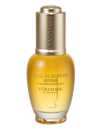 L Occitane Immortelle Divine Youth Oil-NO COLOUR-30 ml