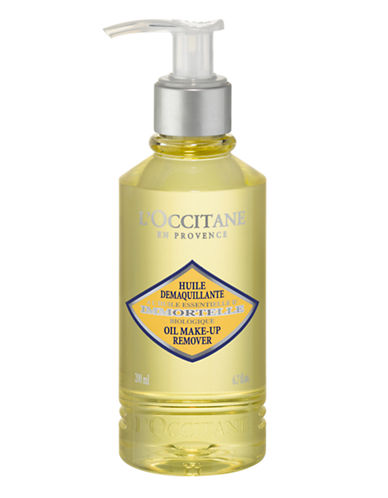 L Occitane Immortelle Oil Make-Up Remover-NO COLOUR-200 ml