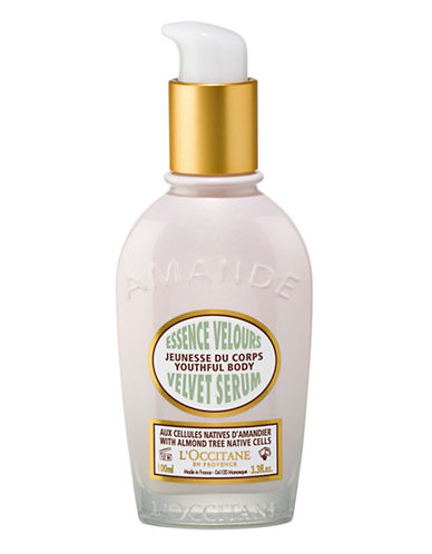 L Occitane Almond Body Serum-NO COLOUR-100 ml