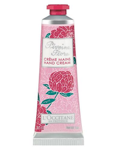 L Occitane Peony Hand Cream-NO COLOUR-30 ml