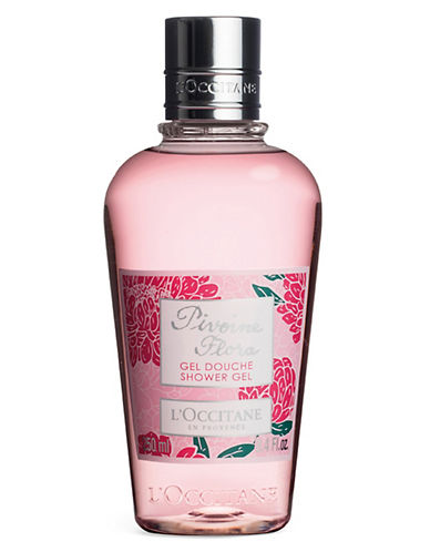 L Occitane Pivoine Flora Shower Gel Peony-NO COLOUR-250 ml