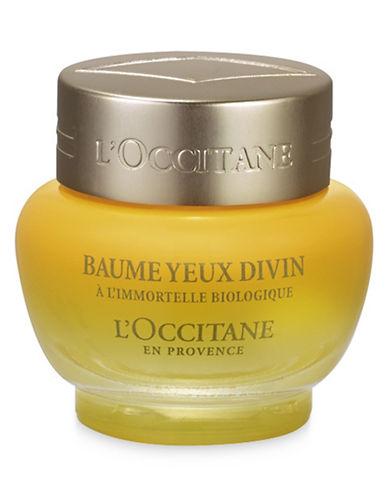 L Occitane Immortelle Divine Eye Balm-NO COLOR-15 ml