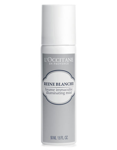 L Occitane Reine Blanche Illuminating Mist-NO COLOR-50 ml