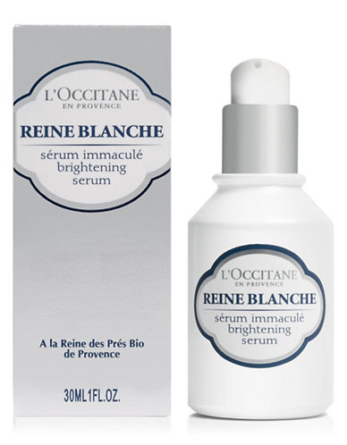 L Occitane Reine Blanche Brightening Serum-NO COLOR-30 ml