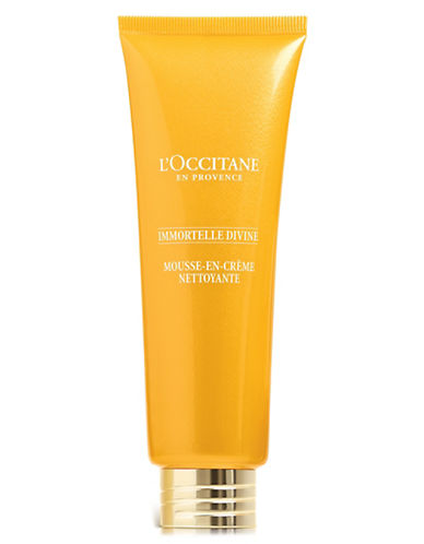 L Occitane Cleansing Foam-NO COLOUR-125 ml