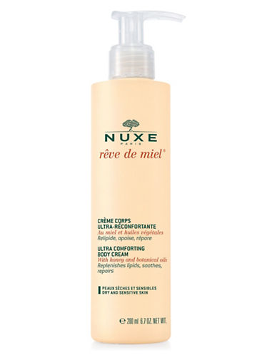 Nuxe Reve De Miel Ultra Comfortable Body Cream-NO COLOUR-One Size