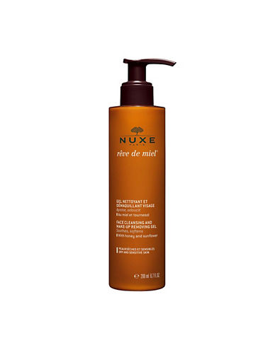 Nuxe Reve De Miel Face Cleansing And Makeup Removing Gel-NO COLOUR-One Size