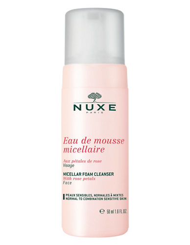 Nuxe Micellar Foam Cleanser-NO COLOUR-One Size