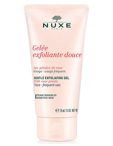 Nuxe Gentle Exfoliating Gel-NO COLOUR-75 ml