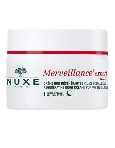 Nuxe Merveillance Expert Expert Nuit Cream All Skin Types-NO COLOUR-50 ml