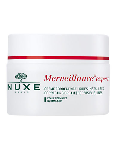 Nuxe Merveillance Expert Correcting Cream Normal Skin-NO COLOUR-50 ml