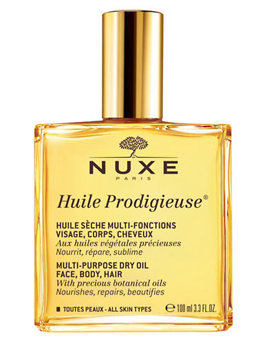 Nuxe Huile Prodigieuse Multi-Purpose Dry Oil-NO COLOR-120 ml