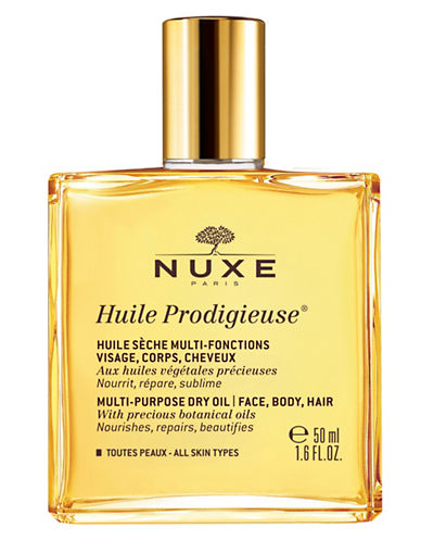 Nuxe Huile Prodigieuse Multi-Purpose Dry Oil-NO COLOR-50 ml