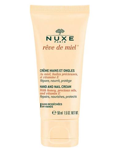 Nuxe Reve de Miel Hand and Nail Cream-NO COLOR-50 ml