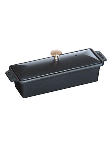 Staub Terrine with Lid-BLACK-Large