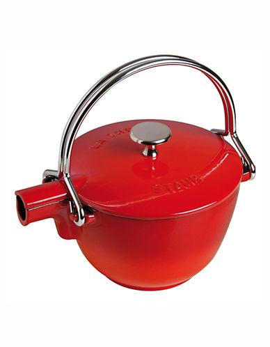 Staub Teapot-CHERRY-1.1 L