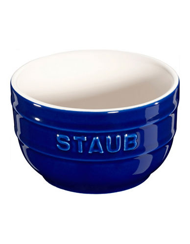 Staub Ceramic Ramekin Set-BLUE-One Size