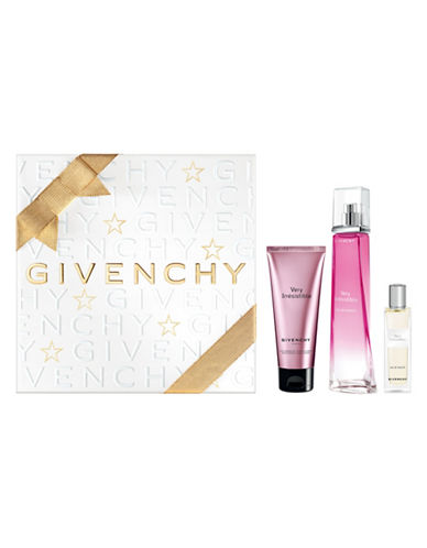 Givenchy Very Irrésistible Givenchy Eau de Toilette Three-Piece Set-0-75 ml