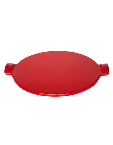 Emile Henry Pizza Stone-RED-One Size
