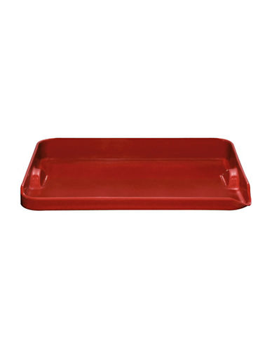 Emile Henry Plancha Grill 39X31Cm-BURGUNDY-One Size