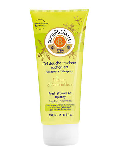 Roger & Gallet Fleur Dosmanthus Shower Gel-NO COLOUR-One Size