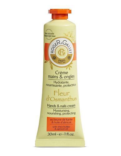 Roger & Gallet Fleur dOsmanthus Hand Cream-NO COLOUR-30 ml