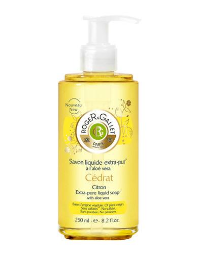 Roger & Gallet Cedrat Liquid Soap extra-pur-NO COLOUR-250 ml