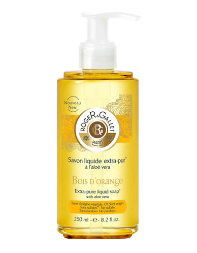 Roger & Gallet Bois DOrange Savon Liquide extra-pur 250ml-NO COLOUR-250 ml