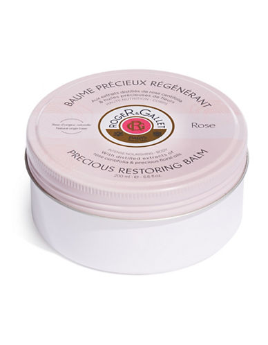 Roger & Gallet Rose Precious Restoring Balm-NO COLOUR-200 ml