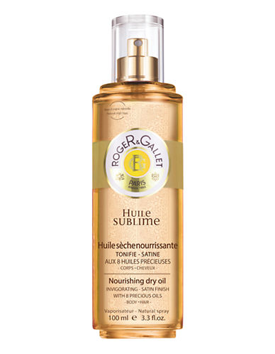 Roger & Gallet Sublime Oil-NO COLOUR-100 ml