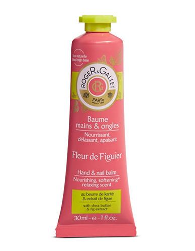 Roger & Gallet Fleur de Figuier Hand and Nail Balm-NO COLOUR-30 ml