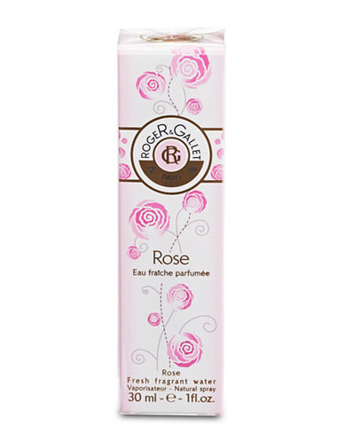 Roger & Gallet Rose Fresh Fragrant Water Spray-NO COLOUR-120 ml