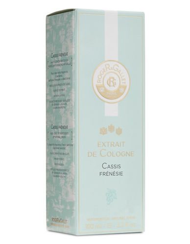 Roger & Gallet Extrait De Cologne Cassis Frenesie-NO COLOR-120 ml