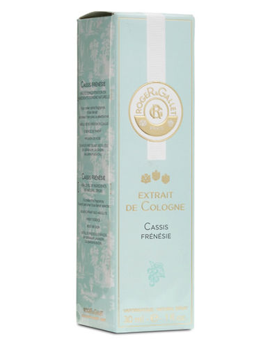 Roger & Gallet Extrait De Cologne Cassis Frenesie-NO COLOR-30 ml