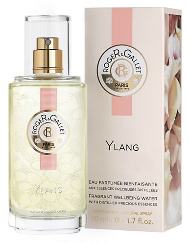 Roger & Gallet Ylang Fragrant Wellbeing Water-NO COLOR-50 ml