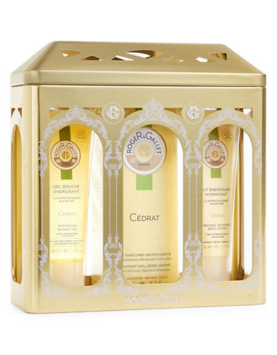 Roger & Gallet 3-Piece Cedrat Christmas Kit-NO COLOR-One Size
