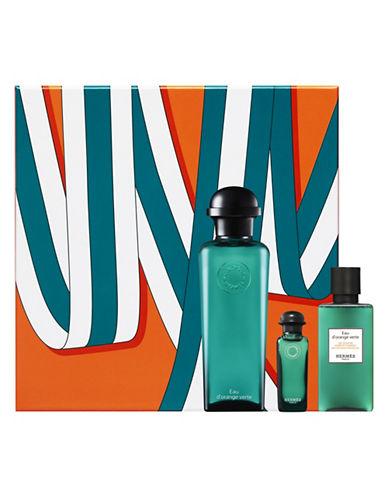 Hermès Les Sangles Eau DOrange Verte Gift Set-0-100 ml