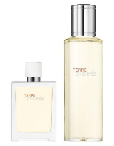Hermès Terre dHermès Eau Très Fraîche 121 Gr refillable 30ml Eau de toilette and 125ml Refill-NO COLOUR-One Size