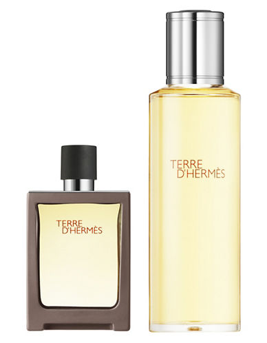 Hermès Terre dHermès 121 Eau de Toilette 1 fl.oz and 4.2 fl.oz. Refill-NO COLOUR-30 ml
