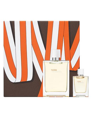 Hermès Les Sangles Terre D Hermes Eau Tres Fraiche Two-Piece Gift Set-0-125 ml