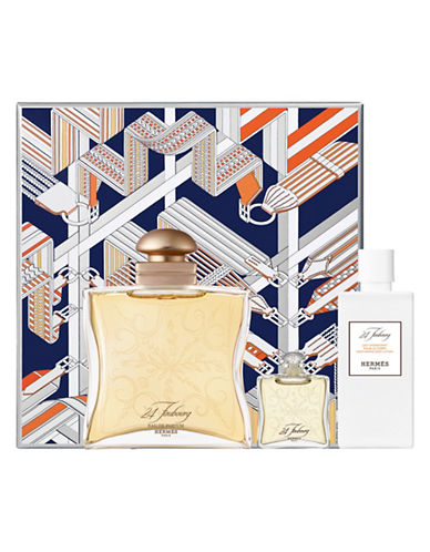 Hermès Fetes en Hermes 24 Faubourg Three-Piece Gift Set-0-100 ml