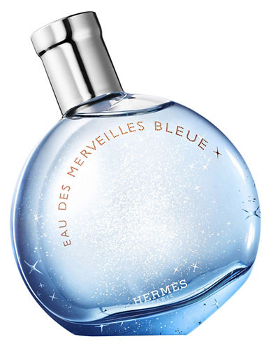 Hermès Eau des Merveilles Bleue Eau de Toilette-0-30 ml