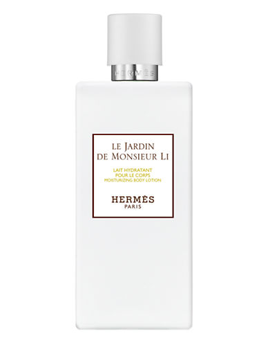 Hermès Le Jardin de Monsieur Li Perfumed Body Lotion 200 ml-NO COLOUR-200 ml