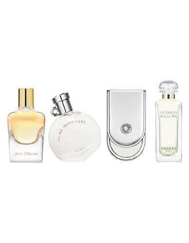 Hermès Miniatures Eau de Parfum Four-Piece Set-NO COLOUR-One Size