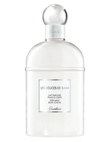 Guerlain Les Delices de Bain Perfumed Body Lotion-NO COLOUR-200 ml