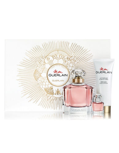 Guerlain Mon Guerlain Eau de Parfum Christmas Three-Piece Set-0-100 ml