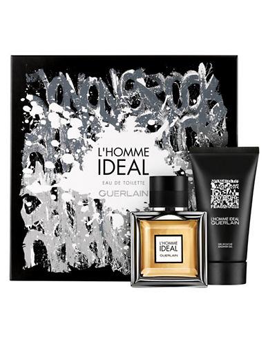 Guerlain L Homme Ideal Eau de Toilette Holiday Set-NO COLOR-50 ml